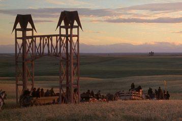 """نمایی از فیلم """"روزهای بهشت"""" (1978؛ ترنس مالیک)"""